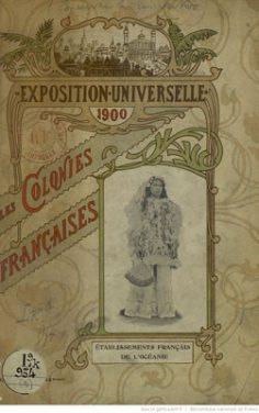 Notice sur les Etablissements Français de l'Océanie (1900)