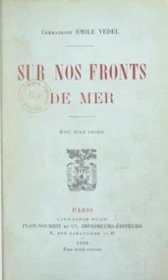 Sur nos fronts de mer (1918)