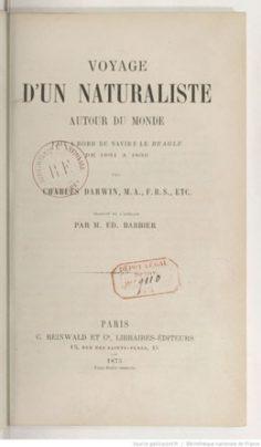 Voyage d'un naturaliste autour du monde (1875)