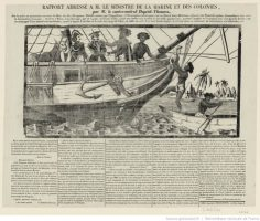 Rapport adressé à M. le Ministre de la marine et des colonies par M. le contre-amiral Dupetit-Thouars sur la prise en possession, au nom du Roi, des îles Marquises (1841/1851)