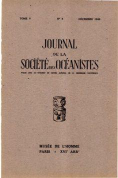 """Le """"documentaire"""" ethnographique en Océanie"""