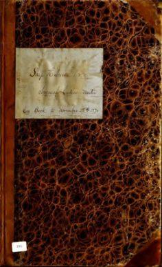 Registre de bord de la baleinière Hibernia (1866-1869)