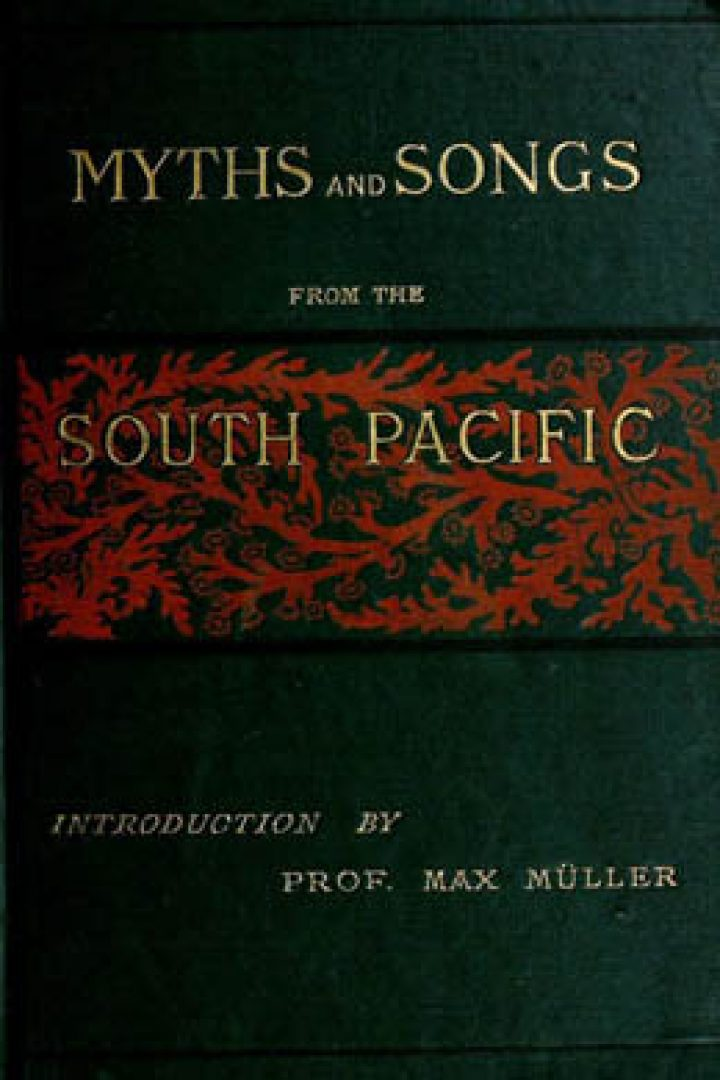 Myths and songs from the south seas (1876)