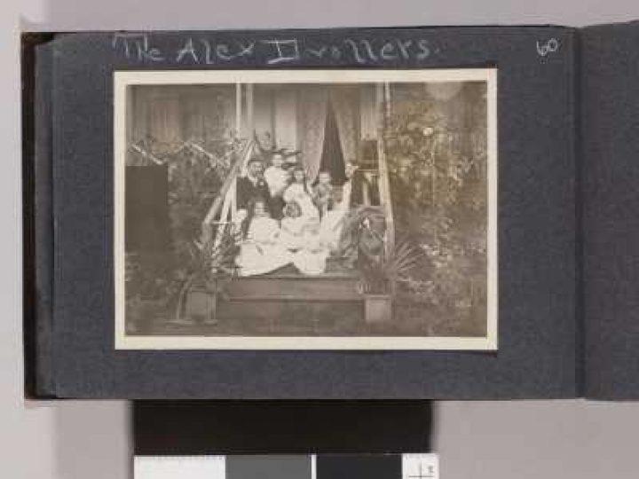The Alex Drollets – Album photos de Jack London (1907/1908)