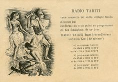 Extraits de Radio Tahiti (1970)