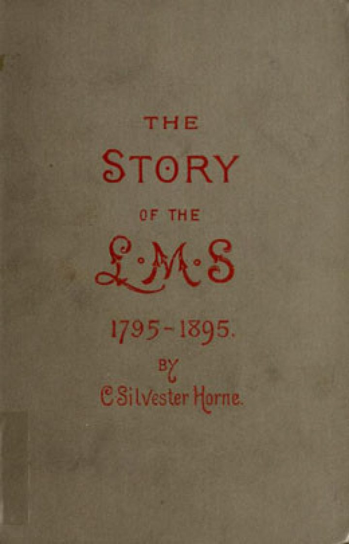 Story of the L.M.S. (1895)
