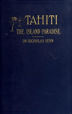 Tahiti the island paradise (1906)